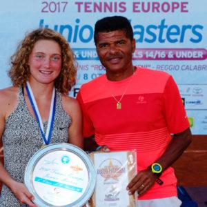 Tennis Europe et ITF Junior  gravir rapidement les échelons